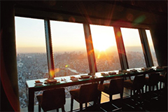 Tokyo Skytree Tours Tobu Top